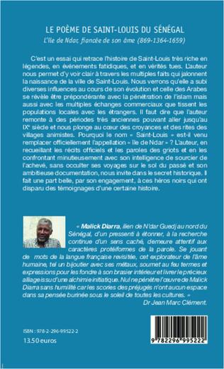 4eme Le poème de Saint-Louis du Sénégal