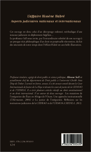 4eme L'affaire Hissène Habré