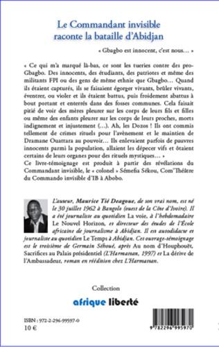 4eme Le Commandant invisible raconte la bataille d'Abidjan