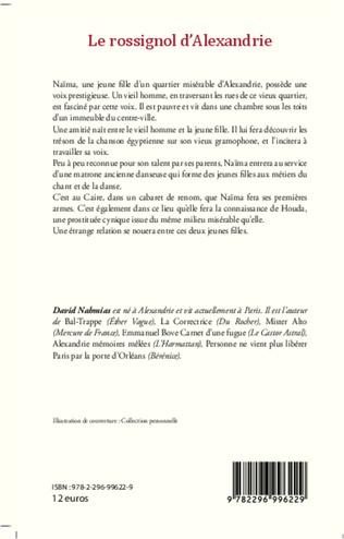 4eme Le Rossignol d'Alexandrie