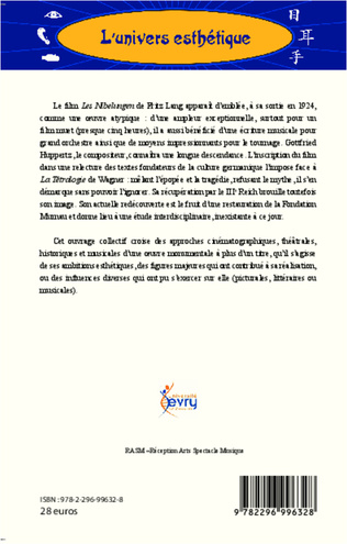4eme Les Nibelungen de Fritz Lang, musique de Gottfried Huppertz