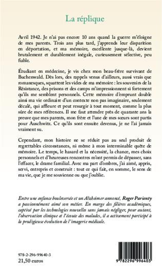 4eme La réplique