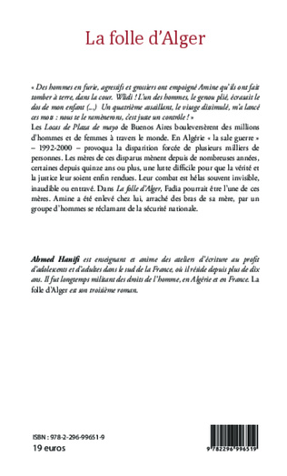 4eme La folle d'Alger