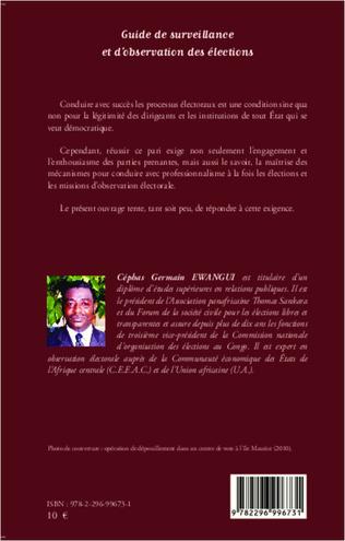 4eme Guide de surveillance et d'observation des élections
