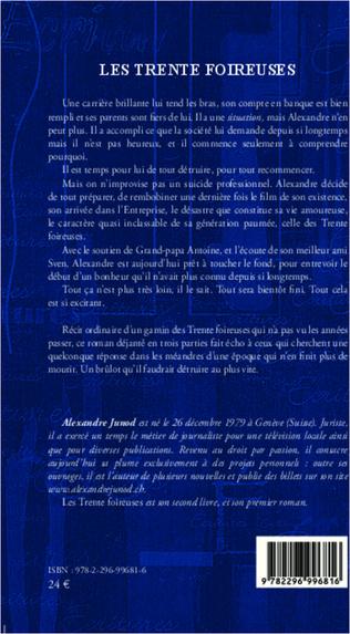 4eme Les Trente foireuses