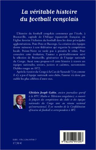 4eme La véritable histoire du football congolais