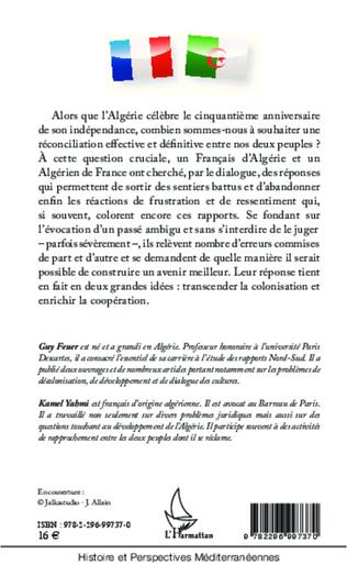 4eme Un Français d'Algérie, un Algérien de France