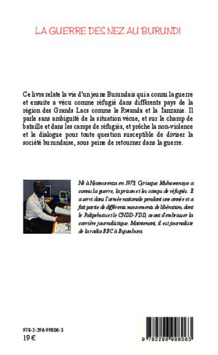 4eme La guerre des nez au Burundi