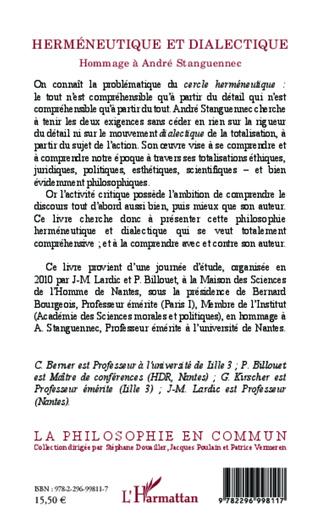 4eme Herméneutique et dialectique
