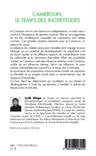 4eme Cameroun, le temps des incertitudes