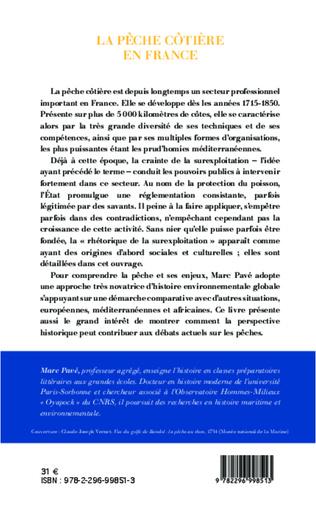 4eme La pêche côtière en France