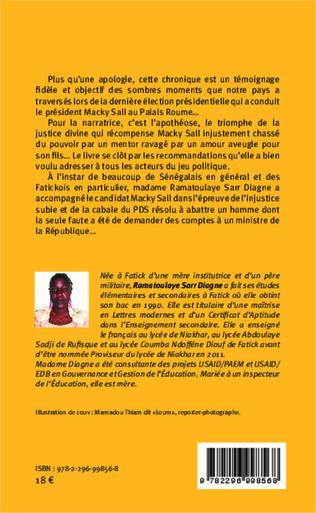 4eme Président Macky Sall