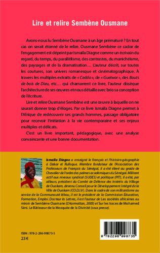 4eme Lire et relire Sembène Ousmane