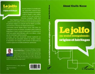 4eme Le jolfo ou wolof senegalensis :
