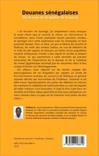 4eme Douanes sénégalaises