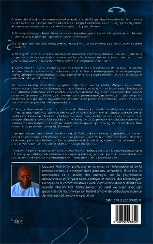 4eme L'Afrique, berceau de l'écriture volume 2
