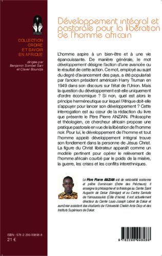 4eme Développement intégral et pastorale pour la libération de l'homme africain