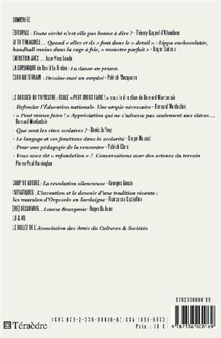 4eme Ecole :