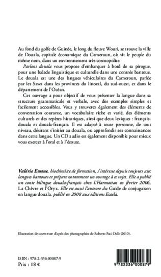 4eme Parlons Douala