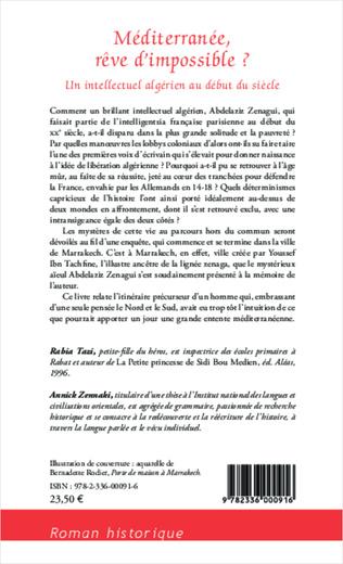 4eme Méditerranée, rêve d'impossible ?