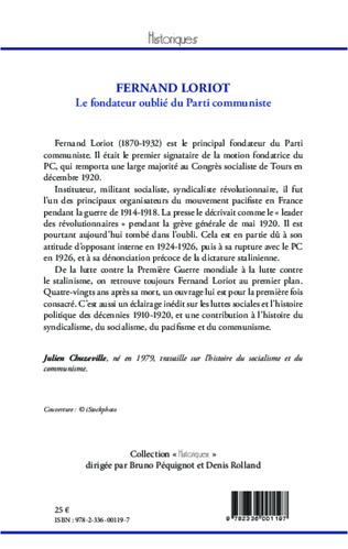 4eme Fernand Loriot