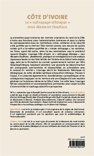 4eme Côte d'Ivoire Le