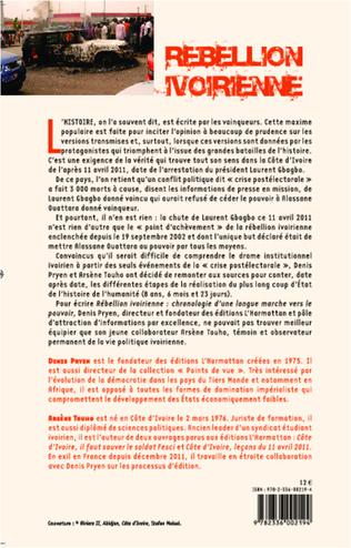 4eme Rebellion ivoirienne