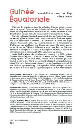 4eme Guinée équatoriale