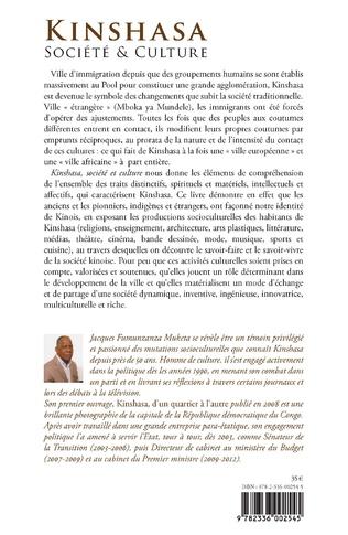 4eme Kinshasa société et culture