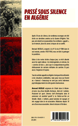 4eme Passé sous silence en Algérie