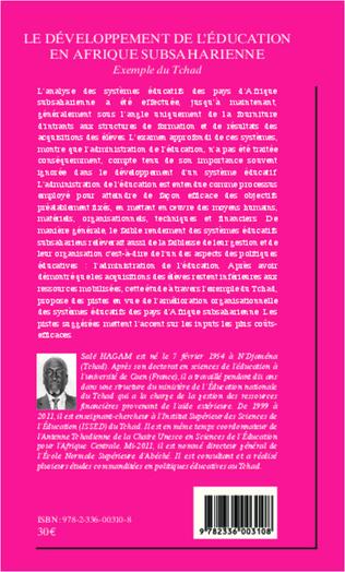 4eme Le développement de l'éducation en Afrique subsaharienne