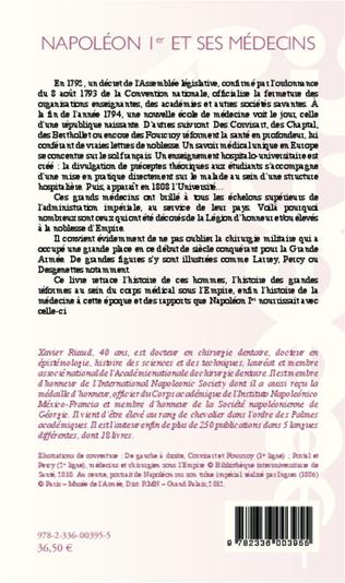 4eme Napoléon Ier et ses médecins