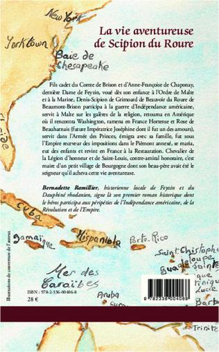 4eme La vie aventureuse de Scipion du Roure