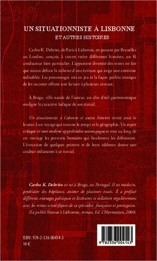4eme Un situationniste à Lisbonne