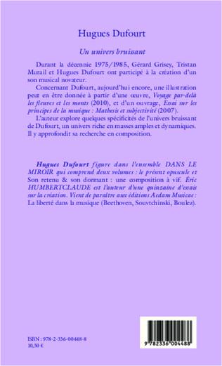 4eme Hugues Dufourt