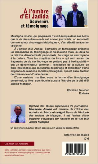 4eme A l'ombre d'El Jadida
