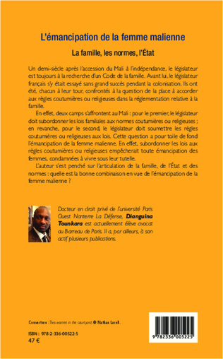 4eme Emancipation de la femme malienne