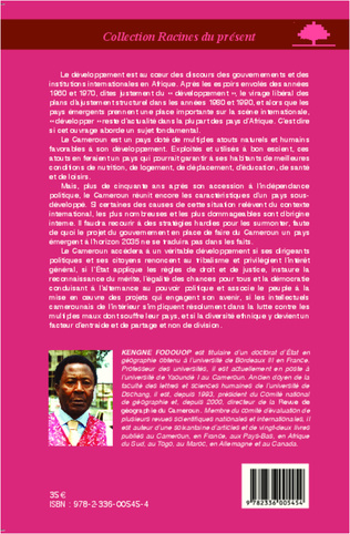 4eme Le Cameroun face au défi du développement