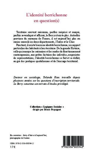 4eme L'identité berrichonne en question(s)