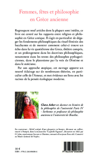 4eme Femmes, fêtes et philosophie en Grèce ancienne