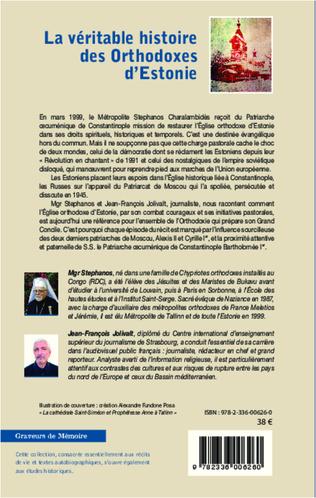4eme La véritable histoire des Orthodoxes d'Estonie