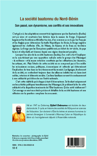 4eme La société baatonnu du Nord-Bénin