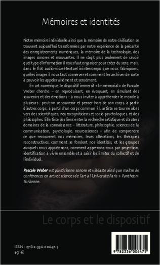 4eme Mémoires et identités