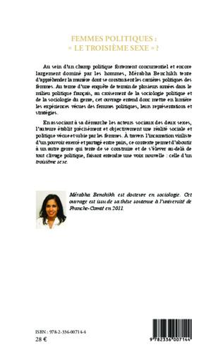 4eme Femmes politiques :