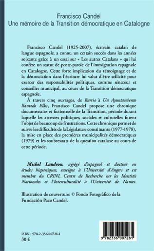4eme Franscisco Candel