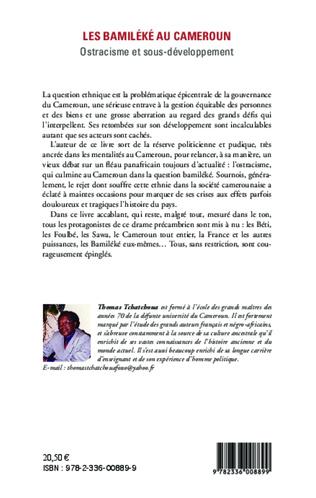 4eme Les bamiléké au Cameroun