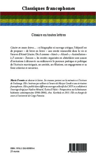 4eme Césaire en toutes lettres