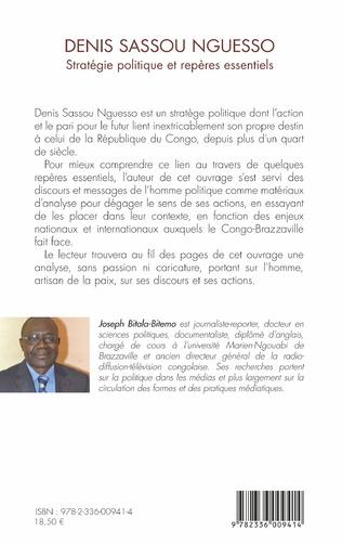 4eme Denis Sassou Nguesso