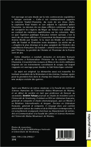 4eme L'expédition coloniale Voulet-Chanoine dans les livres et à l'écran