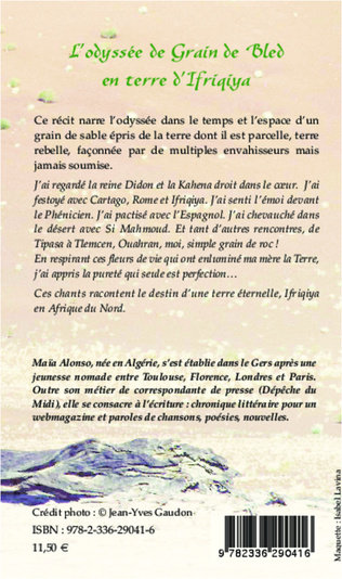 4eme L'odyssée de Grain de Bled en terre d'Ifriqiya